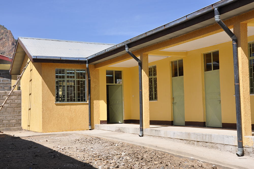 Construction of Dormitories of Girls and Feeding Hall to Unaccompanied and Separated Children Project Endabaguna Transit Center