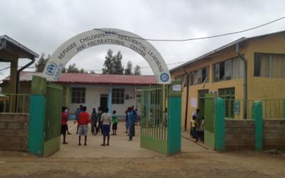 Endabaguna Registration and Transit Center