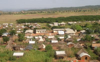 Shimelba Refugee Camp